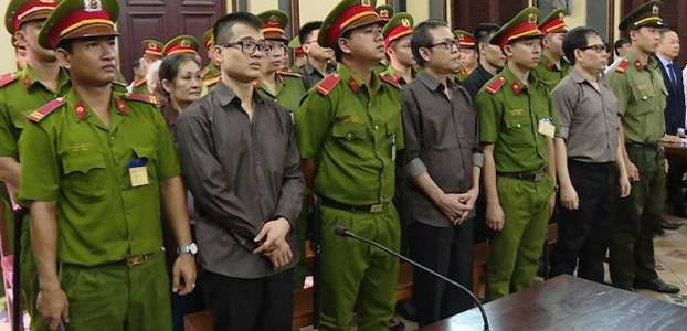 Truck driver jailed in Vietnam for bombing tied to terrorist exile group