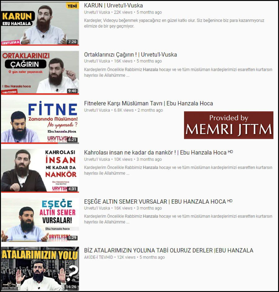 GFATF - LLL - Turkish Islamic State emir continues to operate through dozens of social media accounts 49