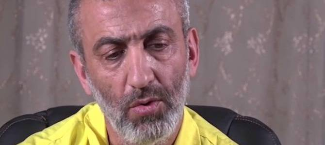 Captured Iraqi Islamic State member Abdul Nasser Qardash details the splits in the terrorist group