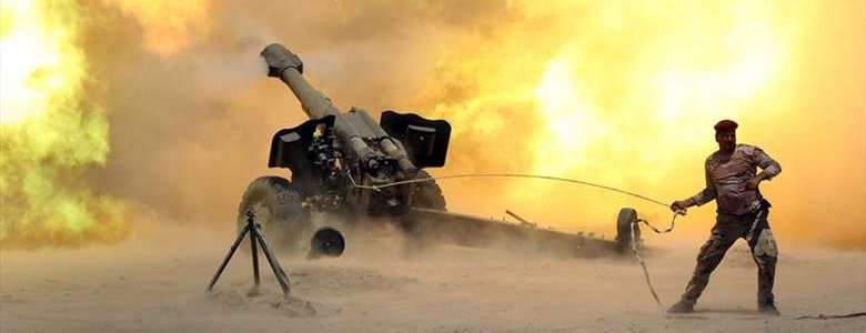 Islamic State terrorists target security forces in central Iraq for the second day in a row