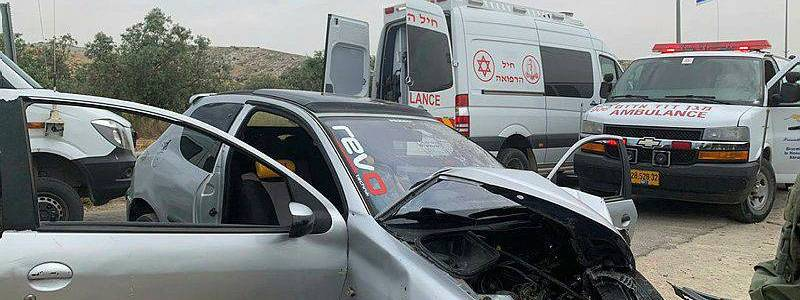 Israeli soldier wounded in ramming attack as the terrorist is killed