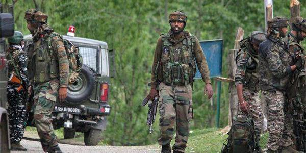 Jammu and Kashmir police forces busted Jaish-e-Mohammed module in Awantipora