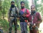 GFATF - LLL - Jammu and Kashmir security forces arrested three newly recruited terrorists in Kupwara