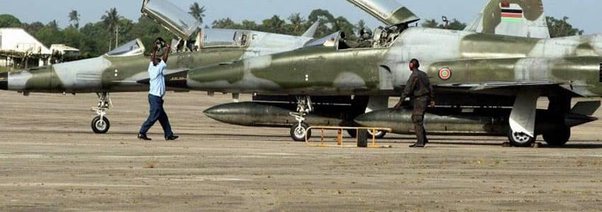 Kenyan army launched airstrikes after Wajir Al-Shabaab attack