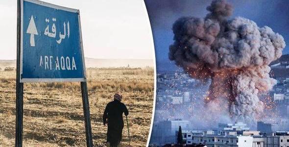 Bomb blasts in Raqqa killed ten people in Islamic State's former capital