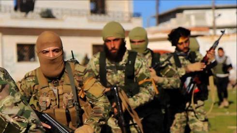 Drone strike kills two al-Qaeda commanders in northwestern Syria