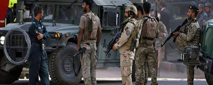 Four labourers injured in the latest terrorists attack in Afghanistan