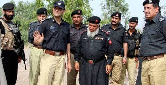 Four more alleged terrorists arrested in Peshawar