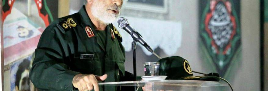 IRGC commander Esmail Ghaani threatens Israel in rare message from Syria