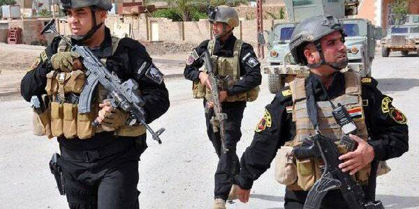 Iraqi security forces foiled an Islamic State terror attack in Diyala