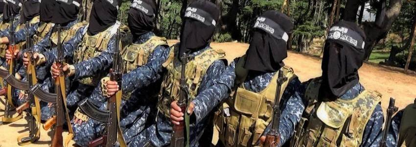 Islamic State Khorasan province module is an active and very dangerous terrorist group