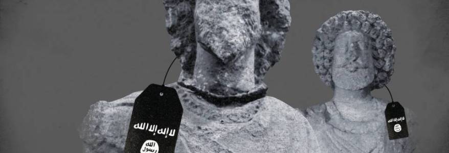 Islamic State terrorist group admit to looting oil and obscene amount of antiquities to fund its terror activities
