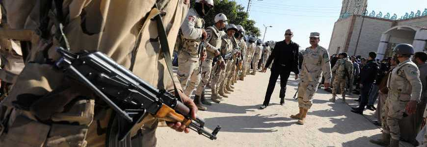 Islamic State terrorist group making a comeback in Sinai?