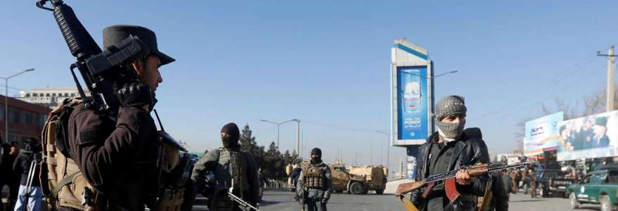 Taliban terrorist attack killed ten soldiers in Afghanistan