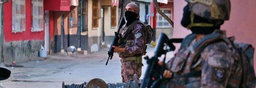 Turkish authorities prevented 96 terror attacks in first half of 2020