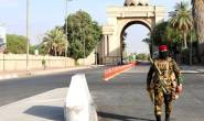 Two Katyusha rockets targeted the Baghdad's heavily fortified Green Zone