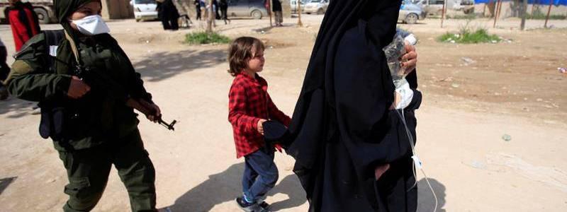 Urgent need to repatriate and rehabilitate Islamic State children in Syria