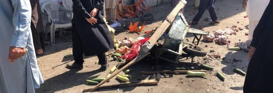 At least 17 people injured in IED blast in Parachinar's Turi Bazar in Afghanistan