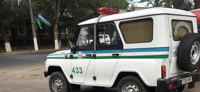 Eleven suspected terrorists detained by the authorities in Uzbekistan