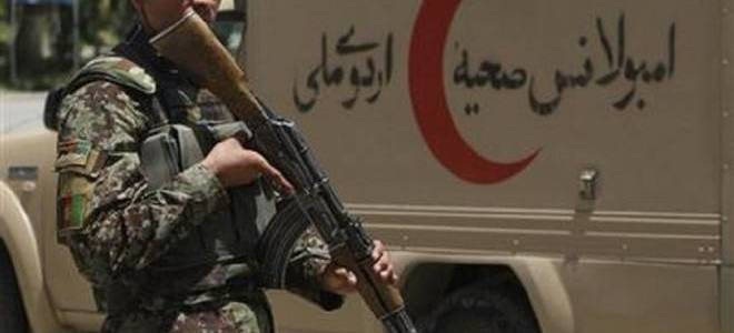 Four Afghan security forces killed in Badghis