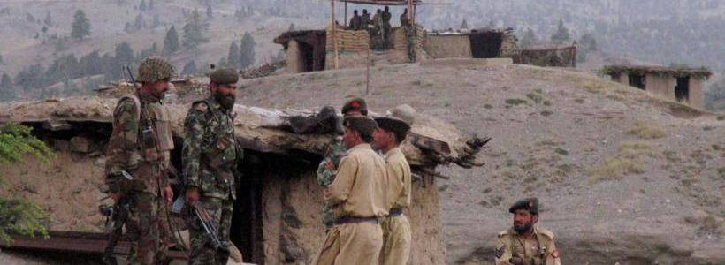 Four Pakistani soldiers killed in gun battle with terrorists along the Pakistan-Afghanistan border