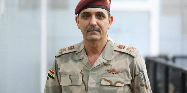 Iraqi official urges removal of Islamic State terrorists near the Iraq-Syria border