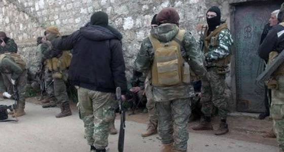 Islamic State cell leader killed in clashes with Hayyat Tahrir Al-Sham terrorists