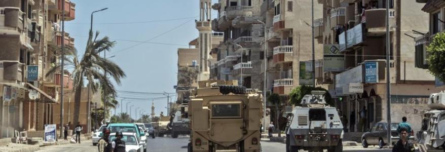 Islamic State terrorists occupy Sinai villages in wake of foiled terrorist attack