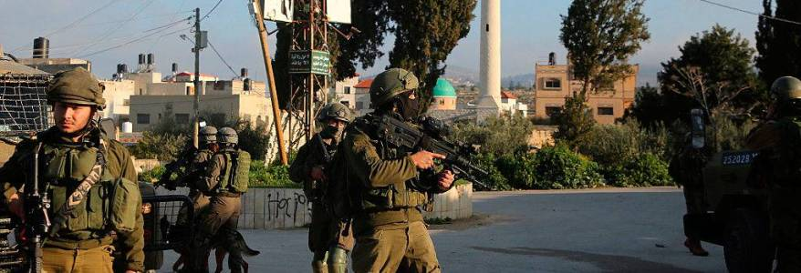 Israel Defense Forces prevented attempted terrorist attack near Nablus