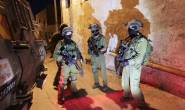 Israeli military forces arrested two Hamas chiefs in the West Bank