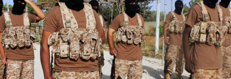 Libyan security forces arrest Islamic State terrorists in Tripoli
