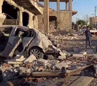 GFATF - LLL - Seven people killed in terrorist blast in Syrias Aleppo