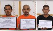 Three Abu Sayyaf terrorists detained in joint anti-terror operations