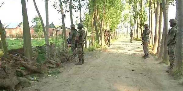 Three terrorist associates of Hizbul Mujahideen held in Kashmir
