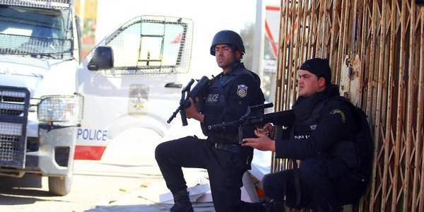 Three suspected terrorists dead in Tunisia near the Algerian border