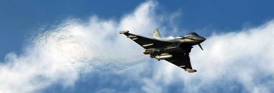 UK typhoon planes bomb four Islamic State caves in northern Iraq