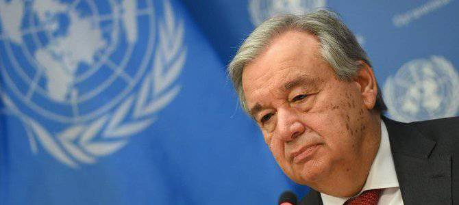 UN chief Guterres: COVID-19 pandemic provides opportunity for Islamic State and Al-Qaeda terrorists to bounce back