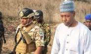 Zulum accuses military of lacking commitment in terrorism fight