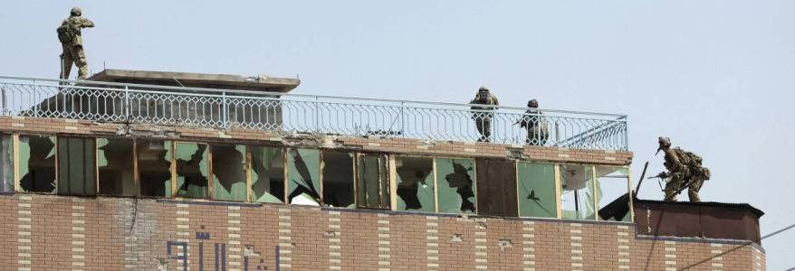 Islamic State terrorist group claims responsibility for deadly prison attack in Afghanistan