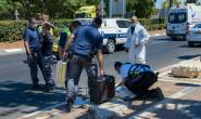 Man killed in stabbing attack in central Israel as one Palestinian suspect is arrested
