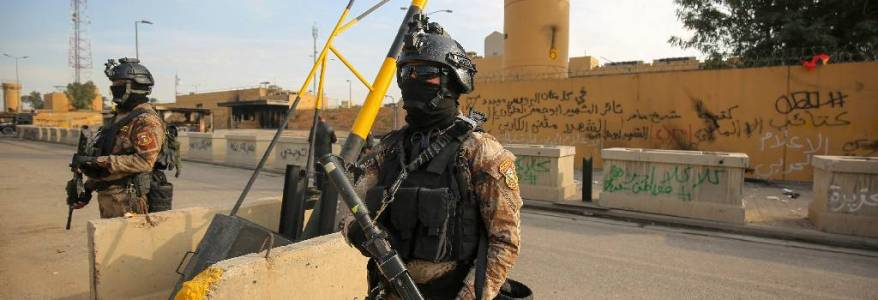 Islamic State terrorist arrested in the General Retirement Authority in Baghdad