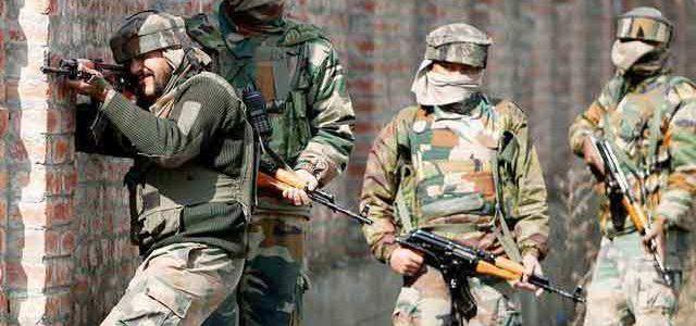 Indian security forces eliminated al-Qaeda's Kashmir Unit including chief commander