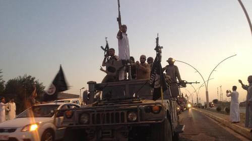 Extremists behind two terror plots a month in Europe since the Islamic State defeat