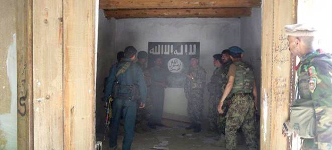 Four Islamic State terrorists killed in Jalalabad