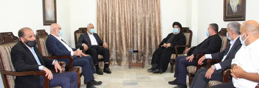 Hamas-Hezbollah talks and Iran-Turkey cooperation come at a crucial time