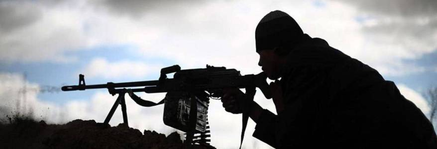 Islamic State terrorists launched a triple attack in Jalawla