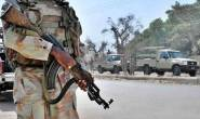 Pakistani security forces killed four terrorists in Balochistan