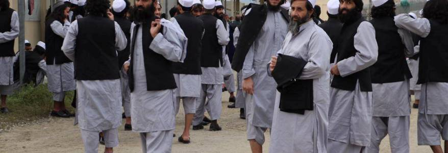 Taliban prisoners linked to killing U.S. troops released from jail
