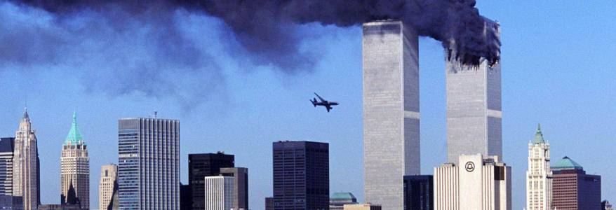 The 19 Al-Qaeda terrorists who carried out the 9/11 terrorist attack