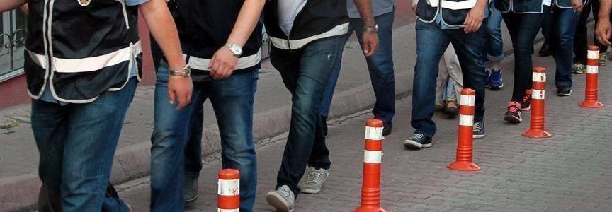 Turkey arrests 14 PKK terror suspects